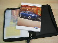 FORD FOCUS  OWNERS MANUAL -OWNERS HANDBOOK 2013-2016 COVERS AUDIO BOOK REFW14