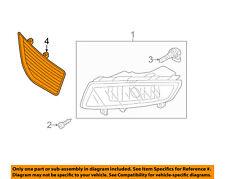 VW VOLKSWAGEN OEM Passat Foglight Fog Driving Light Lamp-Bezel Left 561941777B