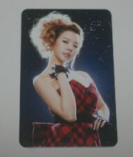 SNSD 2011 Girls Generation Tour in Seoul Concert Official Photocard Sunny