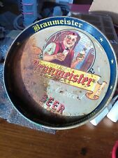 antique/vintage beer tray Braumeister Milwaukee's Choice Beer  from estate