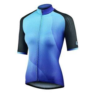 Liv Mirage Short Sleeve Women's Cycling Jersey | Blue
