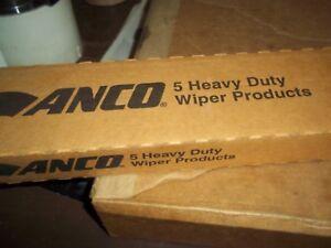 BOX  OF  5   Windshield Wiper Blade-Ten-Edge Wiper Blade Front Anco 51-20