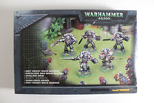 WARHAMMER: 40k - Grey Knight Space Marines - NEW - SEALED - OUT OF PRODUCTION!