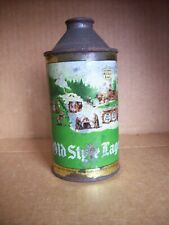 Old Style Cone Top Beer Can - Four Percent