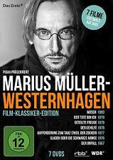 7 Filme mit Marius Müller-Westernhagen u.a Sladek oder Die schwarze Armee NEU