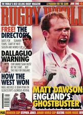 RUGBY WORLD MAGAZINE June 2003