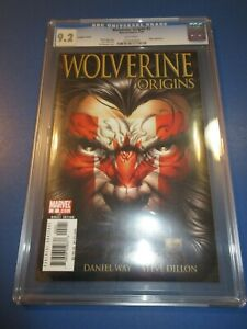 Wolverine Origins #2 Canadian Variant CGC 9.2 NM- Beauty Wow JP