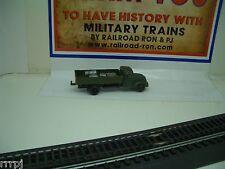 HO EKO US ARMY  WW II  POST-1945 TRUCK FLATBED/W LOAD #4016
