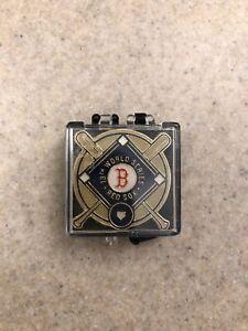 NEW 2018 World Series Boston Red Sox Media Press Pin Gift
