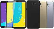 NEW Samsung Galaxy J6 32GB 4G Dual Sim UNLOCKED Smart Phone 2 YEARS WARRANTY