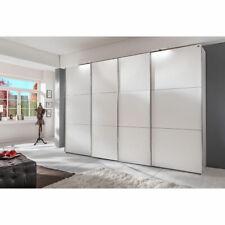 Schlafzimmer Schwebetürenschrank Kleiderschrank 300 cm Schrank Möbel WEIß