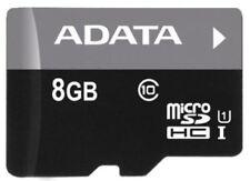 Tarjetas de memoria SD para teléfonos móviles y PDAs con 8 GB de la tarjeta
