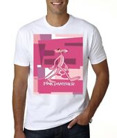 NEW CLASSIC PINK PANTHER   T SHIRT