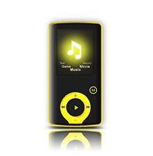 Reprod. MP3 Brigmton BPA 81-y amarillo Fm-8gb