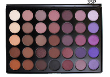 UK SELL Genuine Morphe 35P Plum 35 Colour Eye Shadow PaletteMakeup Cosmetic HOT