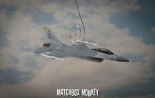 F-16 Fighting Falcon U.S. Air Force Christmas Ornament Aircraft Jet Top Gun F16