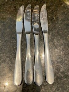 Table Kraft Butter Knives set of 4 20.5cm Long