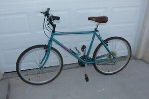 "1990s Specialized Hard Rock Mountain Bike Araya 26"" Rims, Rare Teal Color"