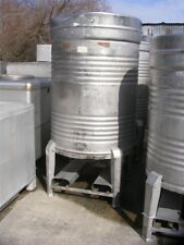 1,000 Liter 250 (264 gallon) Stainless Steel Sanitary Tank Beer Wine Tote Keg