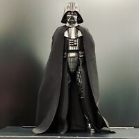 """Darth Vader Full Fabric Upgrade - (Cape and Robe Only) - Black Series 6"""""""