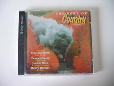 """CD """"The best of COUNTRY"""" volume 1 en TBE"""