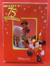 Mickey's 75th Anniversary Snowglobe Disney Store Exclusive