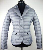 COLMAR ORIGINALS PUNK Down Jacket Daunen Jacke Damen Grau Gr.34 NEU mit ETIKETT