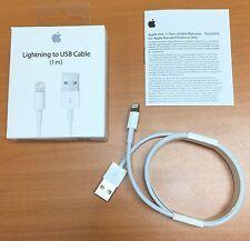 Original OEM For Apple iPad 4 iPad Mini 2 3 Air Lightning USB Data Cable Charger