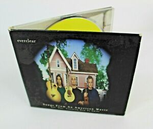 Songs From An American Movie Vol. One Learning How To Smile - Everclear CD 2000