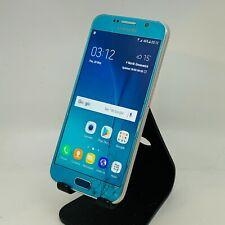 Samsung Galaxy S6 SM-G920F 32GB Smartphone Sbloccato-Blu Topazio