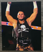 MATT HARDY WWE WWF AUTOGRAPHED SIGNED 8X10 PHOTO