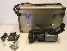 Panasonic AG-DVX100A MiniDV Leica DICOMAR F/1.6 Cinema Professional Camcorder