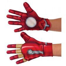 Iron Man Gloves Kids Halloween Costume Fancy Dress