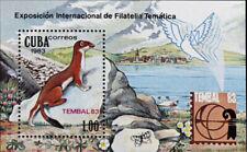 Caribbean Wild Animals-1S/Sh.1983,MNH.CU 140B