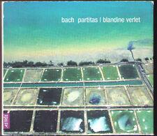 BACH 6 Partitas Harpsichord BLANDINE VERLET Astrée 2CD Cembalo Partita Partiten