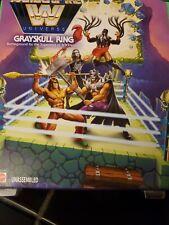 WWE Masters Of The Universe Grayskull Ring MOTU New Mattel WWEternia He-Man