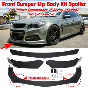 ForHoldenCommodoreVFSeries1Sedan/Ute/Wagon/575 Carbon Look Front Bumper