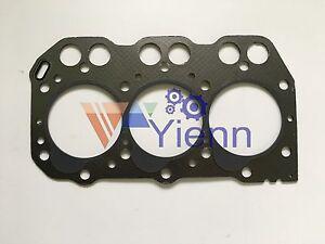 3TNA72 3TNE72 3TNA72L cylinder head gasket for Yanmar engine Kobelco Z61 SK15SR