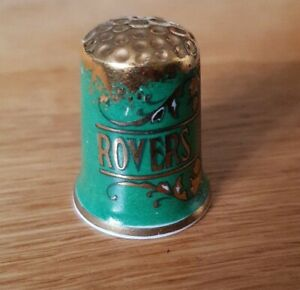 Birchcroft Coronation Street Thimble ROVERS RETURN