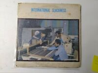 Sam Carty & The Astronauts ‎– International Slackness 1981 Vinyl LP