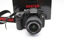 PENTAX K 20D DSLR CAMERA WITH PENTAX 18-55MM F3.5-5.6 DA AL LENS