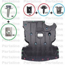 Range rover moteur passage de roue clips anti-éclaboussures bouclier bottom cover fastener