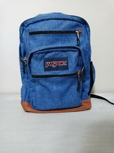 JanSport JS0A2SDD 15 inch Cool Student Backpack - Heather Blue