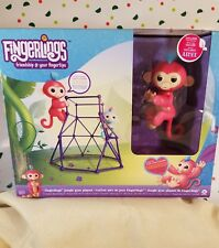 Exclusive Fingerling Aimee Pink Money Jungle Gym Playset Toy WowWee