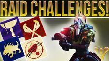 Destiny 2 Leviathan Prestige Raid Challenge Guaranteed Done PS4, PC & XBOX1.