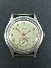 Vintage Cyma Waterproff Stainless Steel 32mm