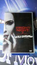 fright night 2 - sangue fresco *DVD *NUOVO