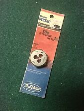 """Have one to sell? Sell now 3/16""""-24 NS HEX DIE-SPECIAL  MASTER MECHANIC"""