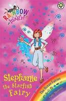 Stephanie the Starfish Fairy (Rainbow Magic) by Daisy Meadows, Good Used Book (P