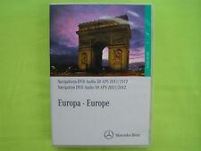 DVD NAVIGATION MERCEDES BENZ AUDIO 50 APS 2012 A B CLS E GL M R SLK VITO NTG 2.5